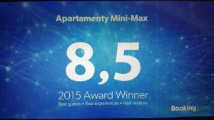 Apartamenty Mini-Max, Apartmány  Giżycko - big - 31