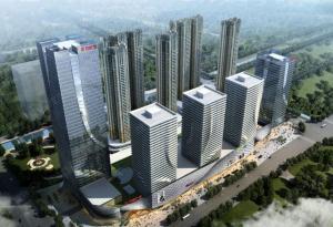 Foshan Keruisi Apartment (Nanhai Wanda SOHO Branch), Апартаменты  Фошань - big - 1