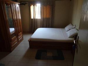 Hotel Concordia, Hotel  Lomé - big - 9