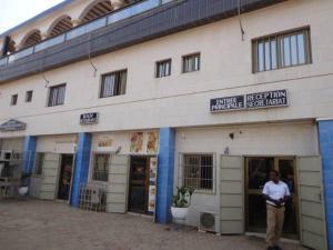 Hotel Concordia, Hotel  Lomé - big - 24