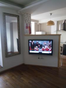 Apartment Zvezdova, Apartmanok  Omszk - big - 33