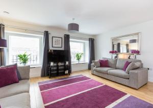 Capital Retreats - Shandwick Place, Apartments  Edinburgh - big - 19