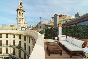 Valencia Luxury Attics Ayuntamiento, Апартаменты  Валенсия - big - 99