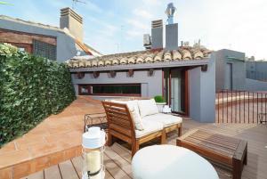 Valencia Luxury Attics Ayuntamiento, Апартаменты  Валенсия - big - 103