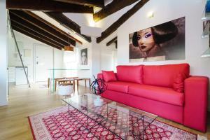 Valencia Luxury Attics Ayuntamiento, Апартаменты  Валенсия - big - 72