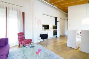 Valencia Luxury Attics Ayuntamiento, Апартаменты  Валенсия - big - 90