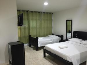 Hostal Central Beach, Мини-гостиницы  Сан-Андрес - big - 19