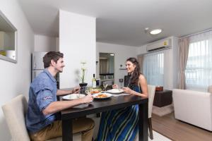 First Choice Suites, Apartmány  Hua Hin - big - 46