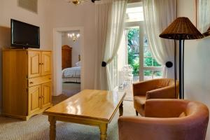 Luxury Suite with Pool or Garden View