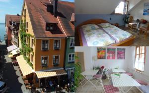 Pension Ins Fischernetz, Гостевые дома  Меерсбург - big - 24