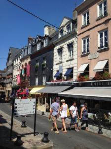 Les Calins d'Honfleur, Ferienwohnungen  Honfleur - big - 1