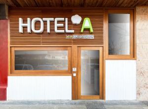 Hotel A Pamplona