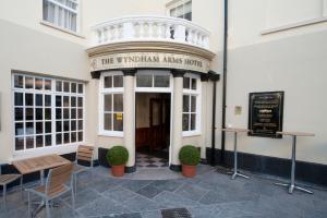 The Wyndham Arms-Wetherspoon