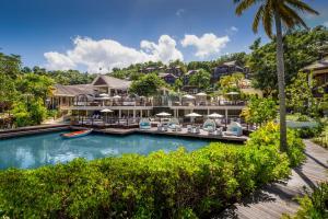 Capella Marigot Bay, St. Lucia..