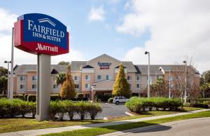 Fairfield Inn and Suites by Marriott Lakeland Plant City, Hotel  Plant City - big - 26