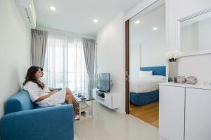 First Choice Grand Suites, Apartmanok  Huahin - big - 70