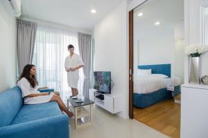 First Choice Grand Suites, Apartmanok  Huahin - big - 52