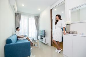 First Choice Grand Suites, Apartmanok  Huahin - big - 53
