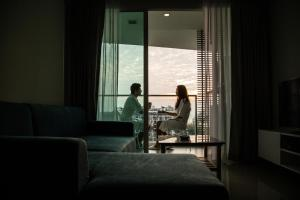 First Choice Grand Suites, Apartmanok  Huahin - big - 54