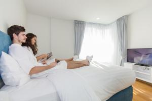 First Choice Grand Suites, Apartmanok  Huahin - big - 71
