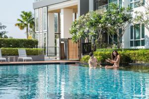 First Choice Grand Suites, Apartmanok  Huahin - big - 73