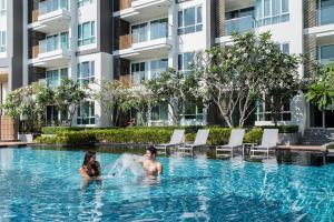 First Choice Grand Suites, Apartmanok  Huahin - big - 58