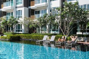 First Choice Grand Suites, Apartmanok  Huahin - big - 60