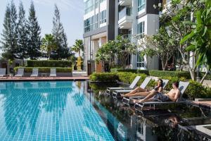 First Choice Grand Suites, Apartmanok  Huahin - big - 34