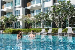 First Choice Grand Suites, Apartmanok  Huahin - big - 35