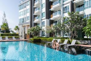 First Choice Grand Suites, Apartmanok  Huahin - big - 61