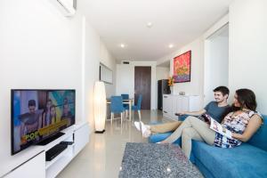 First Choice Grand Suites, Apartmanok  Huahin - big - 64