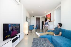 First Choice Grand Suites, Apartmanok  Huahin - big - 66