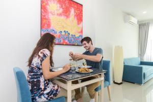 First Choice Grand Suites, Apartmanok  Huahin - big - 22