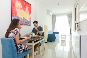 First Choice Grand Suites, Apartmanok  Huahin - big - 79