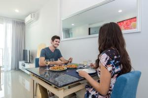 First Choice Grand Suites, Apartmanok  Huahin - big - 69