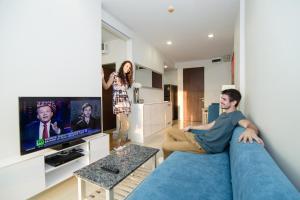 First Choice Grand Suites, Apartmanok  Huahin - big - 21