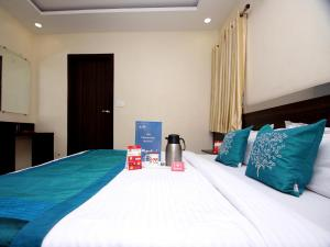 OYO 2348 Hotel Green Tree, Hotely  Raipur - big - 8