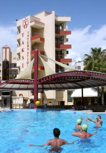 Taksim International Obakoy Hotel, Hotely  Alanya - big - 55