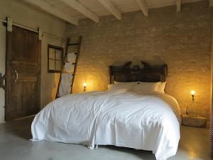 Domaine De Chantemerle B'nB, Bed and breakfasts  Marsac - big - 26