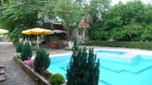Bourazani Wild Life Resort, Hotels  Konitsa - big - 86