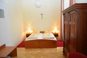 Gästehaus im Priesterseminar Salzburg, Penzióny  Salzburg - big - 10