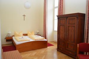 Gästehaus im Priesterseminar Salzburg, Penzióny  Salzburg - big - 56