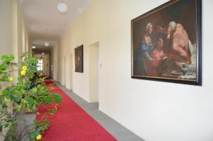 Gästehaus im Priesterseminar Salzburg, Penzióny  Salzburg - big - 52