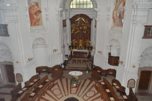 Gästehaus im Priesterseminar Salzburg, Penzióny  Salzburg - big - 48