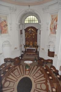 Gästehaus im Priesterseminar Salzburg, Penzióny  Salzburg - big - 47