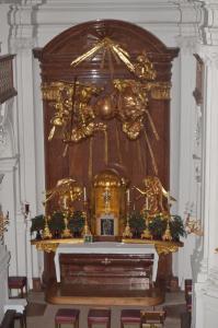 Gästehaus im Priesterseminar Salzburg, Penzióny  Salzburg - big - 46