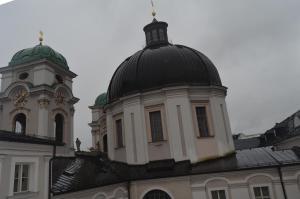 Gästehaus im Priesterseminar Salzburg, Penzióny  Salzburg - big - 32