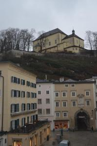 Gästehaus im Priesterseminar Salzburg, Penzióny  Salzburg - big - 70