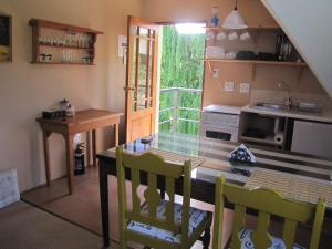 The Clarens Country House, Apartmány  Clarens - big - 18