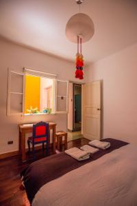 Habitación Doble Estándar con baño compartido